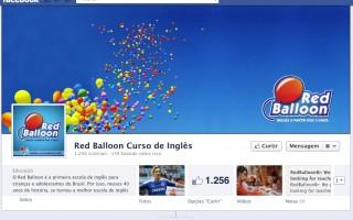 Red Balloon Curso de Inglês-1