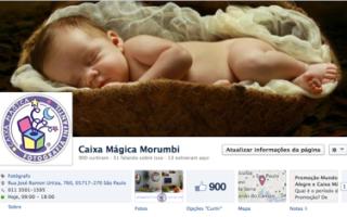 Caixa Mágica Facebook