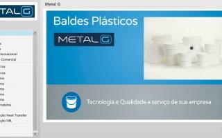 Catálogo Online Metal G