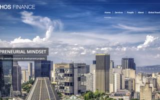 Website -ATHOS FINANCE